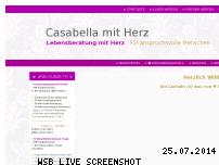 Informationen zur Webseite casabella-mit-herz.de