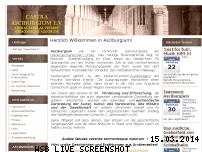 Ranking Webseite castra-asciburgium.de