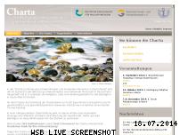 Informationen zur Webseite charta-zur-betreuung-sterbender.de