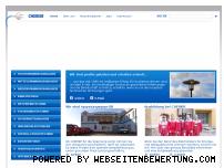 Ranking Webseite cherier.de