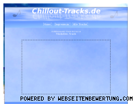 Ranking Webseite chillout-tracks.de
