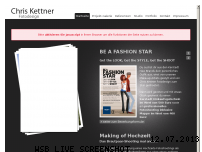 Ranking Webseite chris-kettner.de