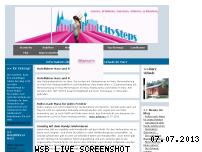Informationen zur Webseite citysteps.de