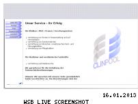 Ranking Webseite clinpool.de