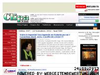 Ranking Webseite clipa.com