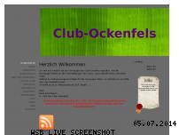Informationen zur Webseite club-ockenfels.jimdo.com