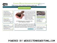 Informationen zur Webseite cmi-berlin.net