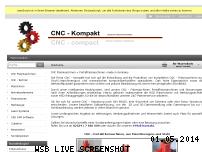 Informationen zur Webseite cnc-kompakt.de