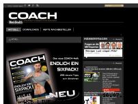 Ranking Webseite coach.menshealth.de