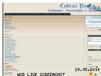 Ranking Webseite cobras-page.de