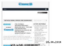 Ranking Webseite code5.de