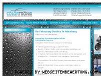 Ranking Webseite colortronix.de