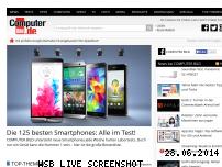 Ranking Webseite computerbild.de