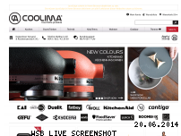 Ranking Webseite coolima.at