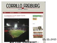 Ranking Webseite corrillo.org