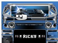 Ranking Webseite crazy-ricky.com