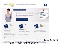 Informationen zur Webseite creditsun.de