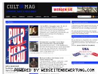 Ranking Webseite cult-mag.de
