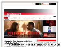 Ranking Webseite dailyentertainment.de