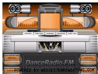 Ranking Webseite danceradio-fm.com