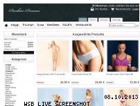 Informationen zur Webseite danlove-dessous.de