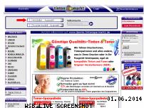 Ranking Webseite dannis.tintensparmarkt.de