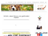 Ranking Webseite das-hundezentrum.de