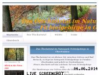 Ranking Webseite das-oelschnitztal.jimdo.com