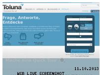 Ranking Webseite de.toluna.com