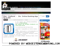 Ranking Webseite dealgott.de