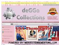 Ranking Webseite deggo.de