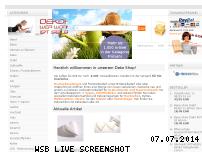 Informationen zur Webseite dekoheinz.de