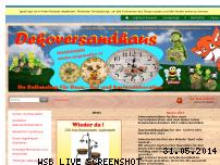 Informationen zur Webseite dekoversandhaus.de