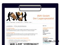 Informationen zur Webseite der-lagerspezialist.de