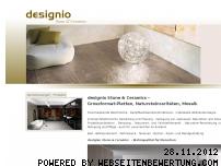 Ranking Webseite designio-gmbh.ch