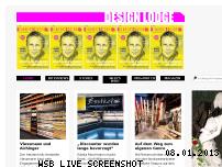 Ranking Webseite designlodge.de