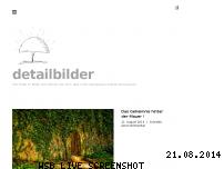 Ranking Webseite detailbilder.de