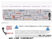 Ranking Webseite detektiv-bonn.eu