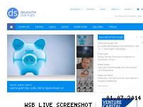 Ranking Webseite deutsche-startups.de