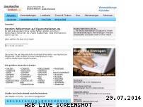 Informationen zur Webseite deutscheseiten.de