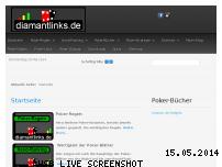 Informationen zur Webseite diamantlinks.de