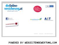 Ranking Webseite dieonlineversicherung.at