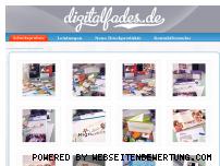 Ranking Webseite digitalfades.de