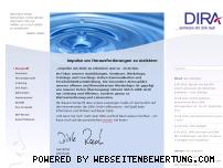 Ranking Webseite dira-seminare.de