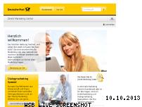 Informationen zur Webseite direktmarketingcenter.de