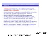 Ranking Webseite disclaimer.de