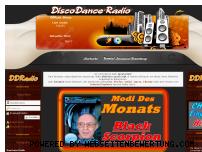 Ranking Webseite discodance-radio.com
