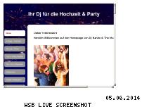 Informationen zur Webseite dj-hochzeiten-partys.de