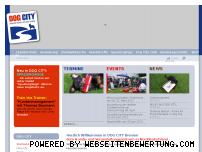 Ranking Webseite dogcity-bremen.de