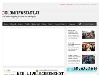 Ranking Webseite dolomitenstadt.at
